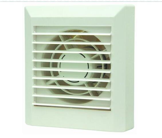 Bathroom Exhaust Fan With Shutter